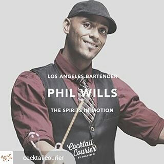 "@Regrann from @cocktailcourier -  Introducing Phil Wills (@phil_i_am11) from @TheSpiritsInMotion in #LosAngeles! . His HERE'S JOHNNIE #cocktail is now available on our website! Order it to your door here: Cocktailcourier.com/Drink/Heres-Johnnie . Phil Wills has been in the bar business for over 15 years. His experience comes from all types of establishments. From corporate restaurants, independent local bars, and major night clubs, to your craft bars and high end mixology. His passion lies with the creation of great crafted cocktails and doing his best to educate and train to make the craft of tending bar better as a whole. In 2011 he started his own consultancy, The Spirits In Motion, with long-time friend and bar business partner Tony Pereyra.Their motto is ""Beverage is our business, Hospitality is our passion"". ------------------------------------------- #JohnnieWalker #FlavorsOfAmerica #bartender #mixology #subscriptionbox #cocktailcourier #drinks #mixologist #alcohol #danielbautista #liqueur #bar #liquor #cheers #alcohol #drink #drinking #cocktails #craftcocktails @thespiritsinmotion @athirstcalledquest #athirstcalledquest #thespiritsinmotion #bartending #Regrann"