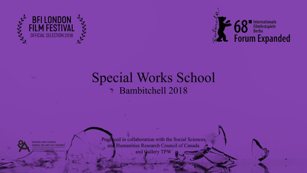 Special Works School (2018)