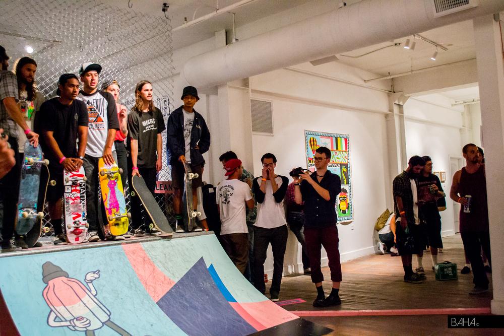 Keen Skate Art Park