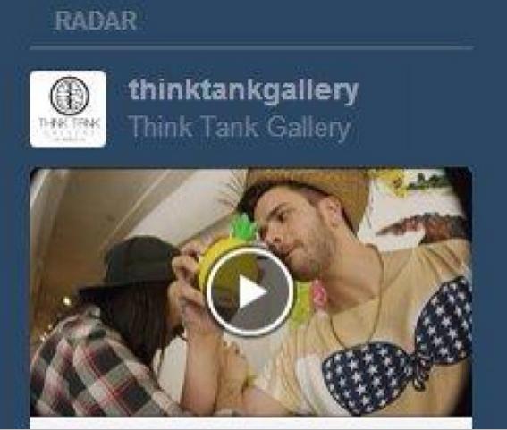 Featured on Tumblr Radar