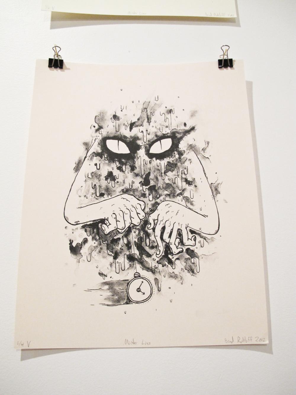 Art by Brad Rohloff