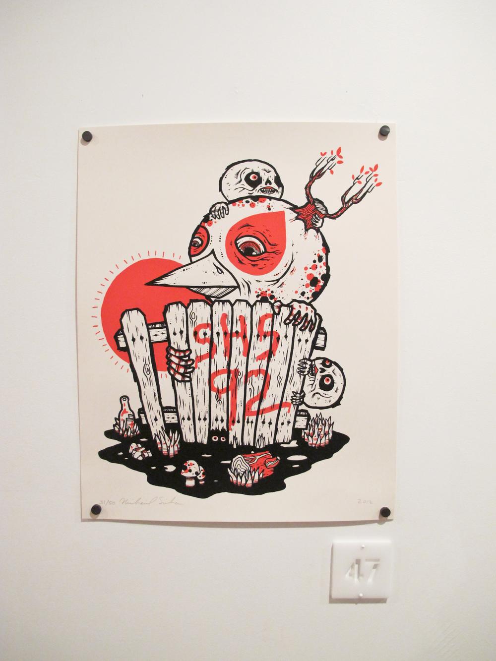 Art by Michael Sieben