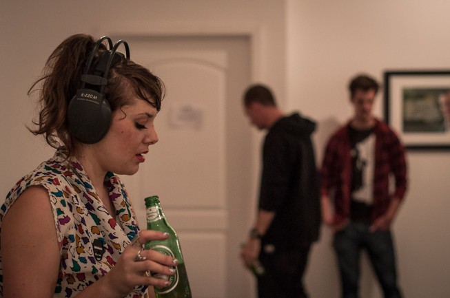 DJ Nina Tarr