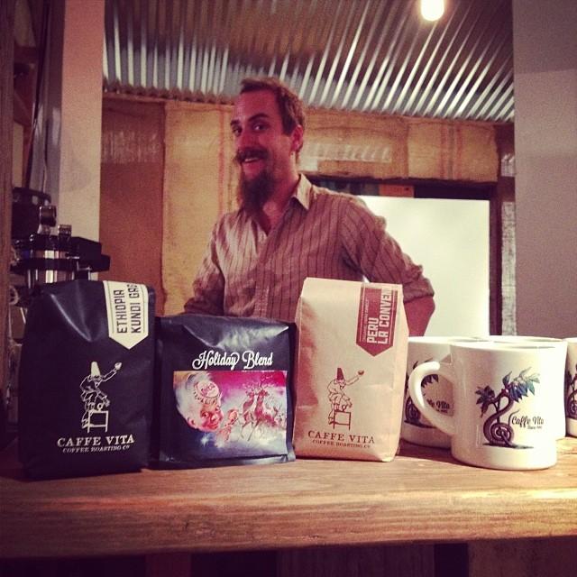 Caffe Vita Rep