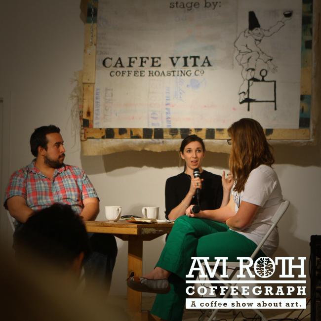 Caffe Vita Stage