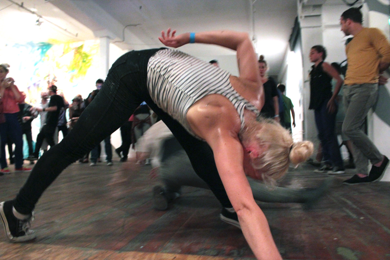 Site-Specific Dance Performance