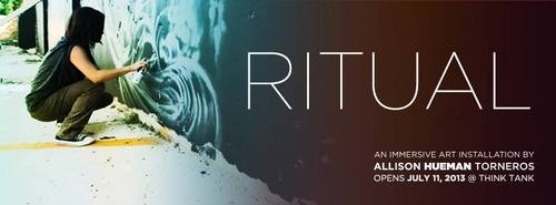 RITUAL Facebook Banner created by Hueman