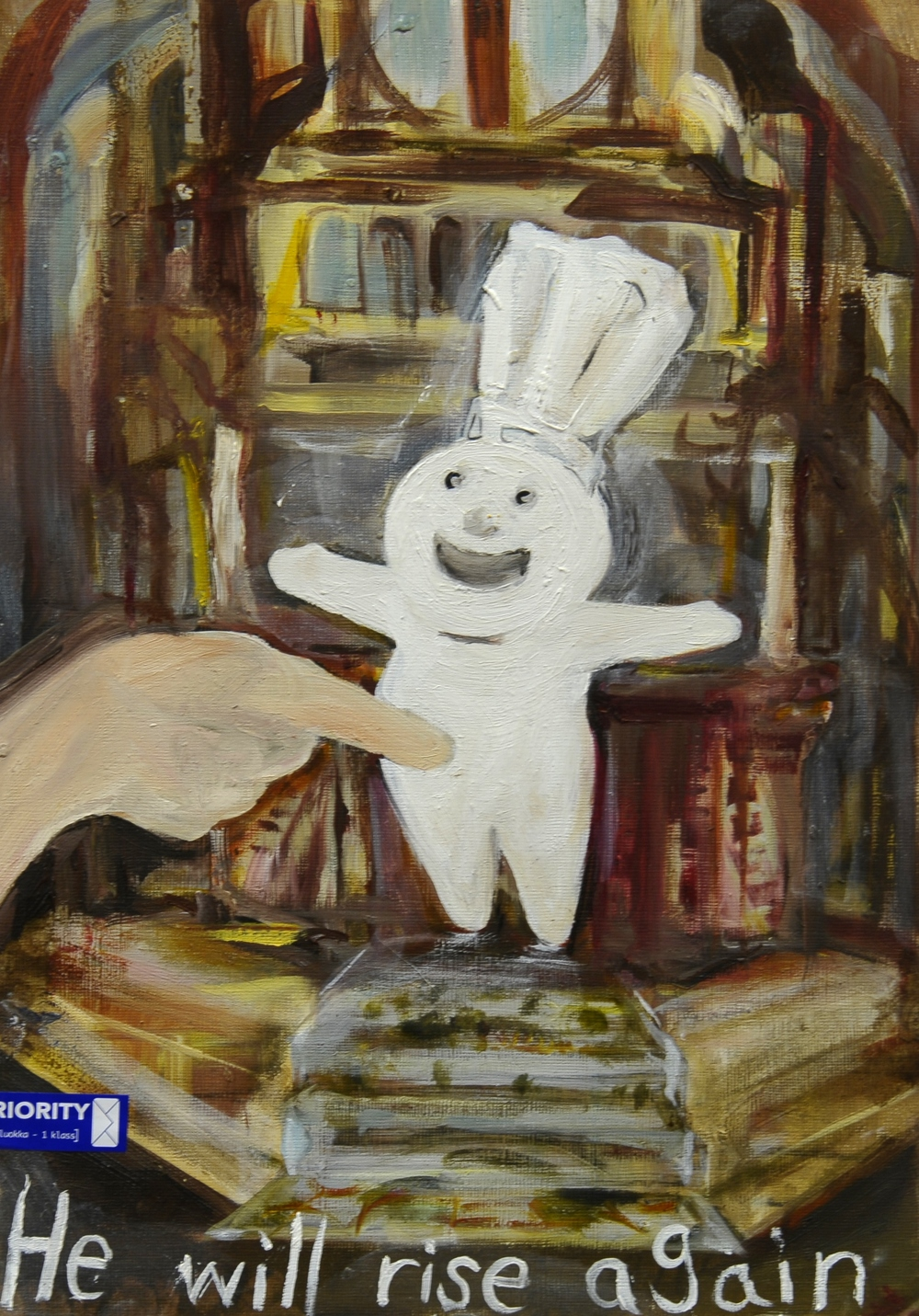 Pillsbury Portrait 25 x 35 _ N/A