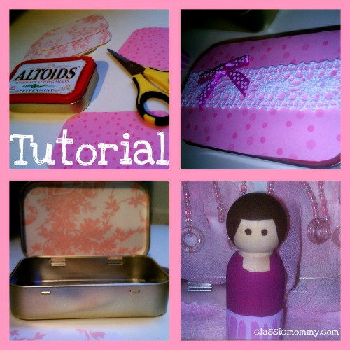 Ballerina Toy Tutorial