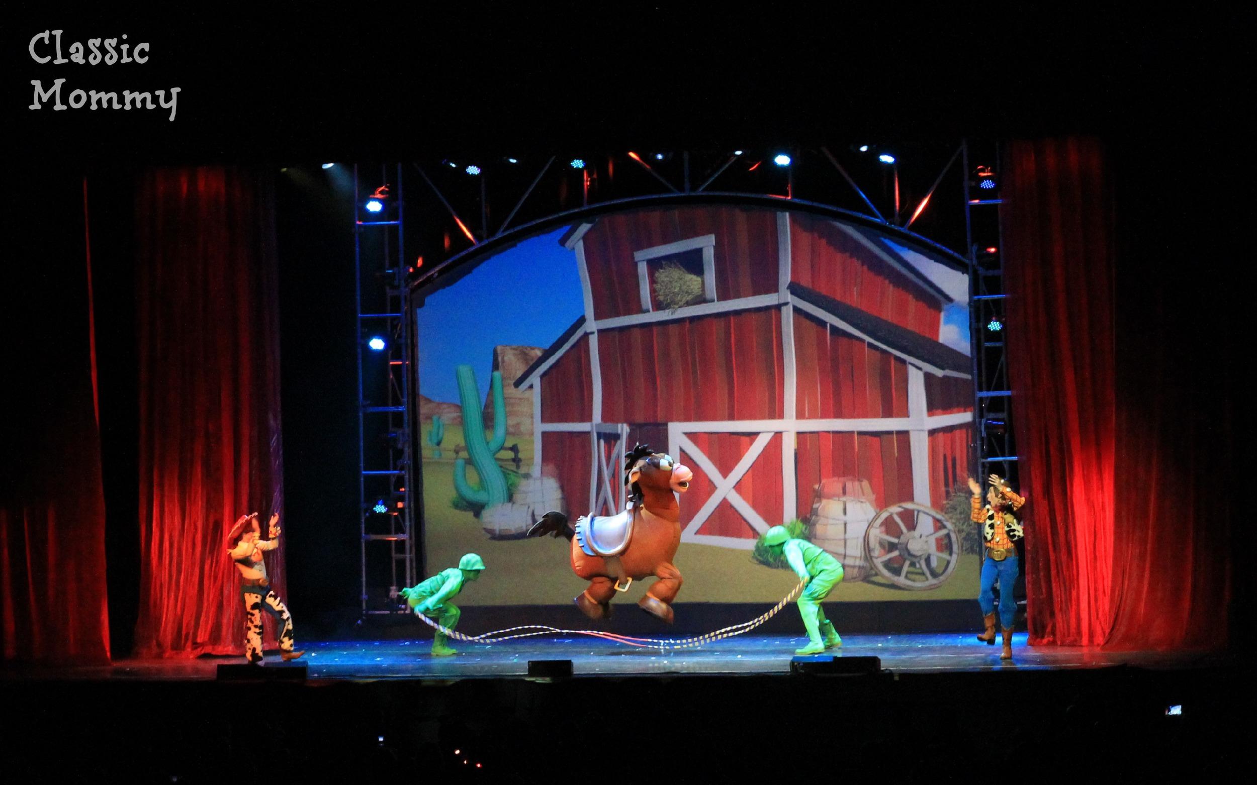 Disney Live! Toy Story