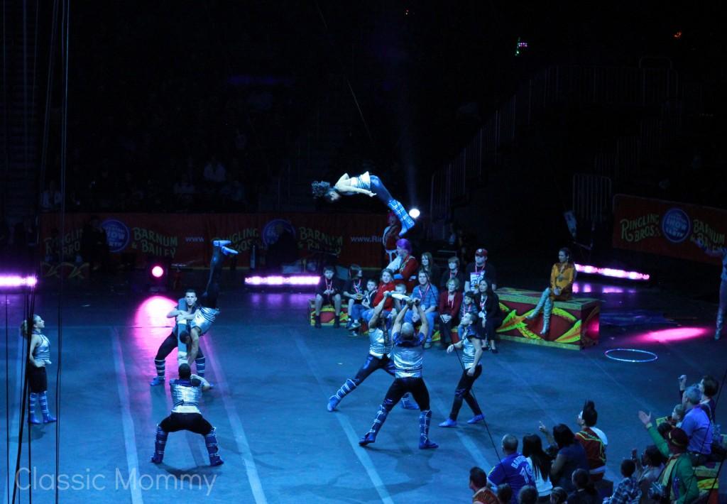 Acrobatic Antics