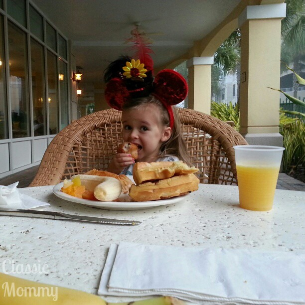 Be Our Guest Breakfast at Country Inn