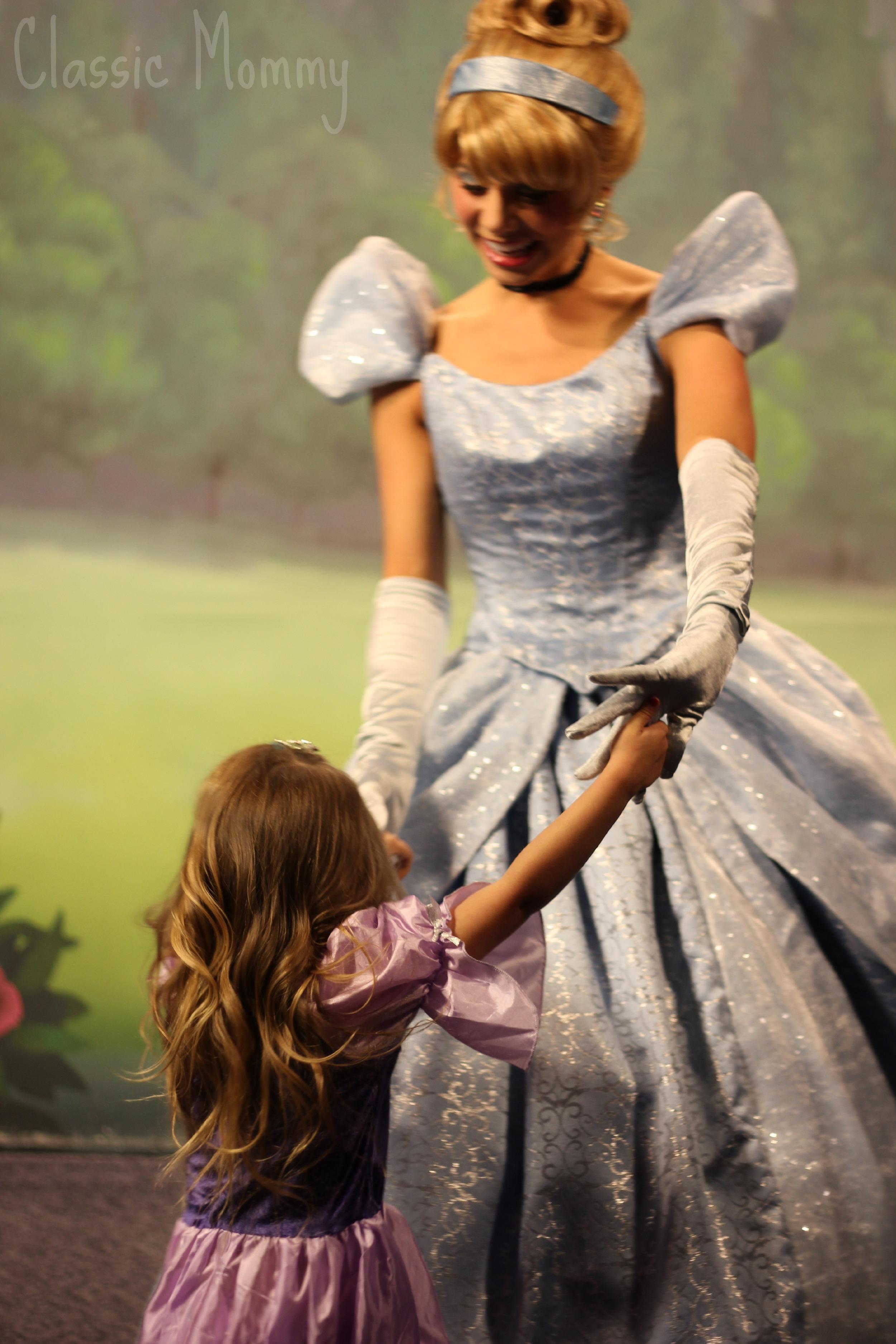 Dance with Cinderella Magic Kingdom