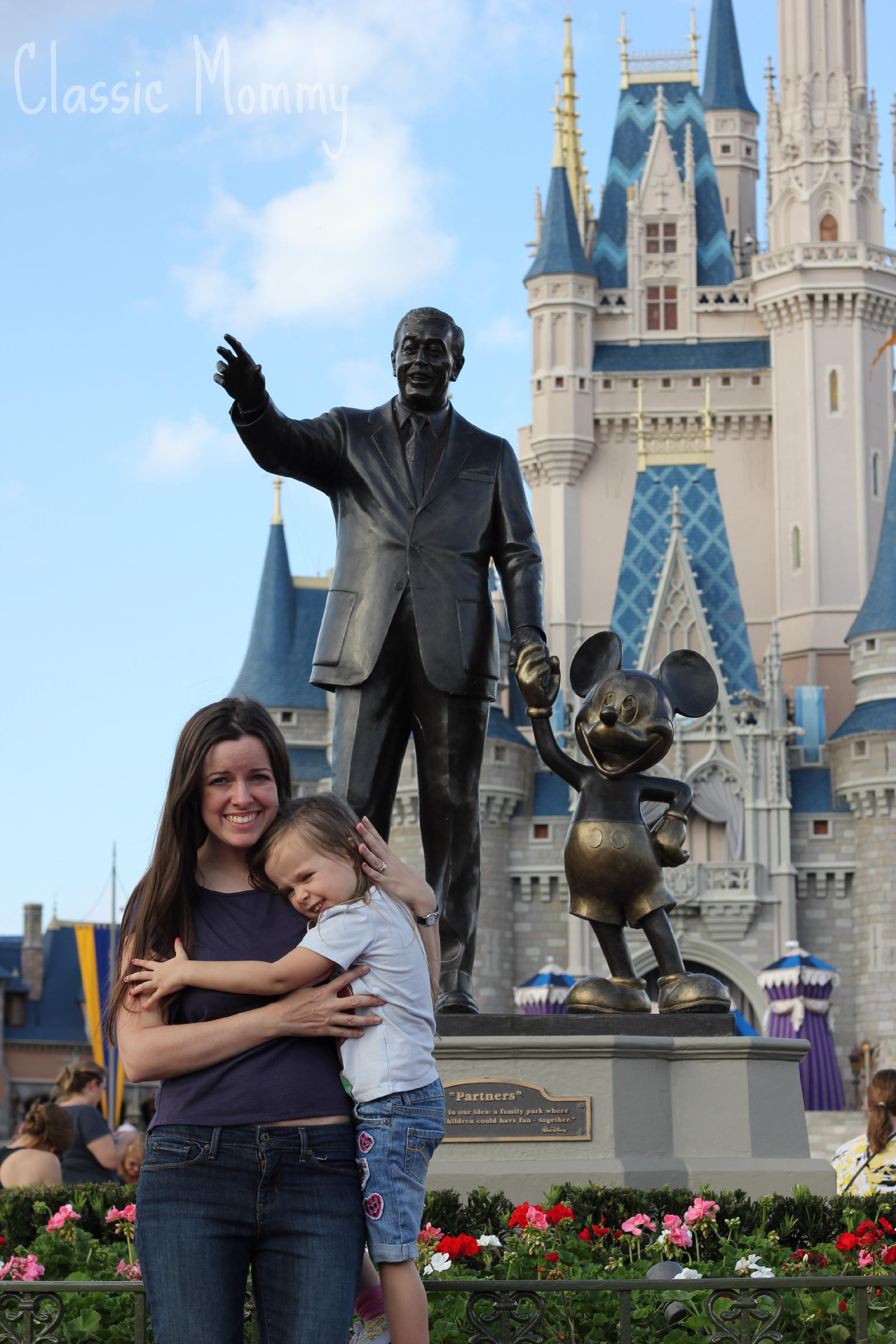 Disney World Mickey Castle