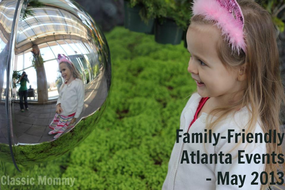 Atlanta Mommy Blogger Events