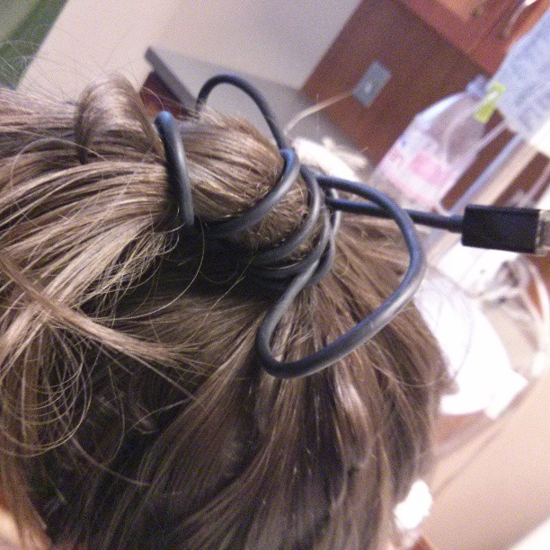 Atlanta Mommy Blogger Hair