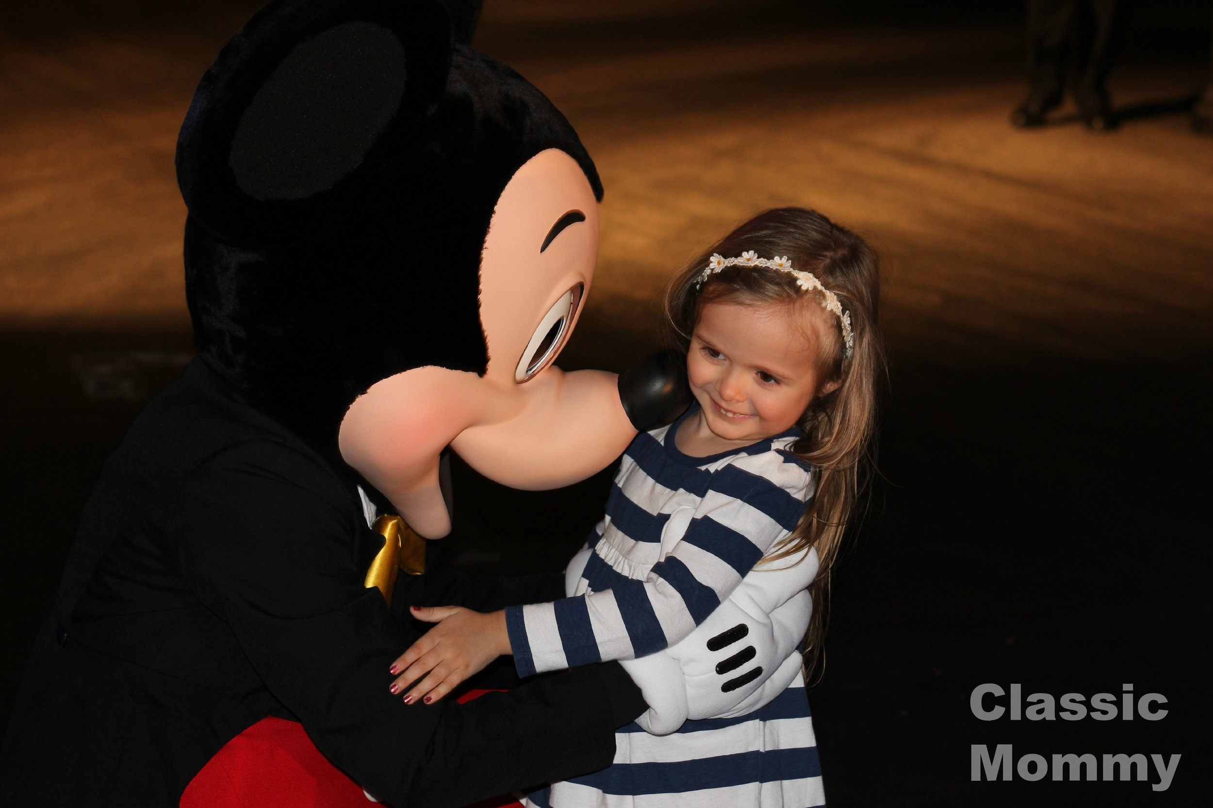 #DisneySMMoms event Mickey