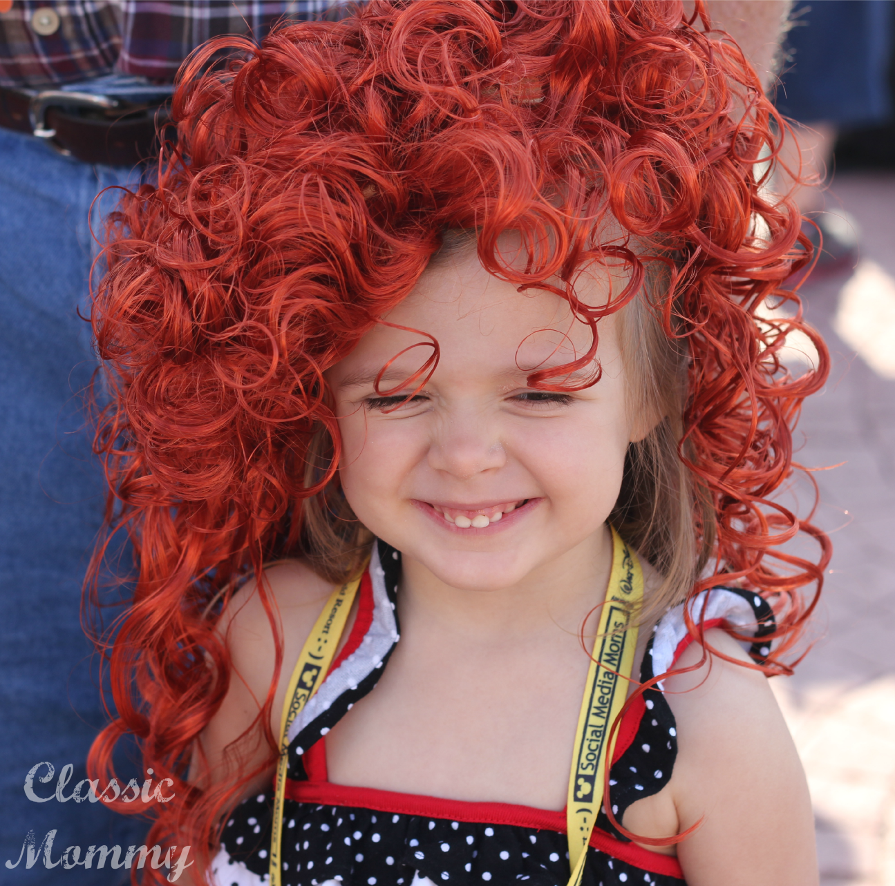 Princess Merida Wig