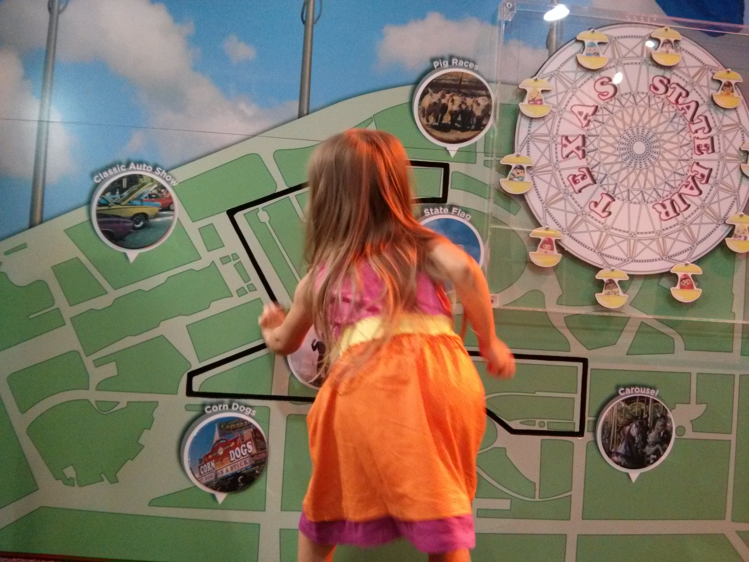Weebles Coast to Coast at Children's Museum of Atlanta