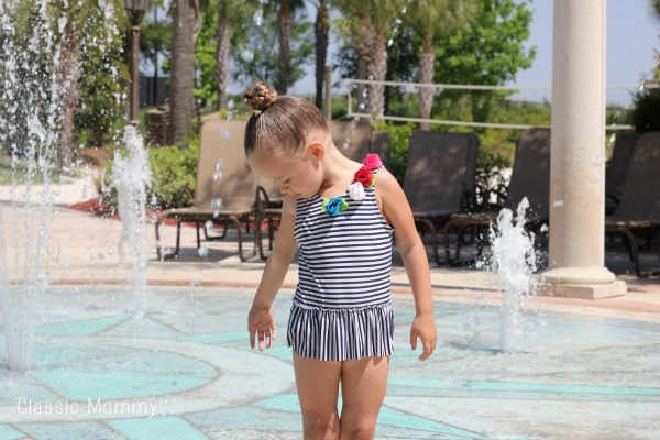 Omni Orlando Splash Pool #familytravel
