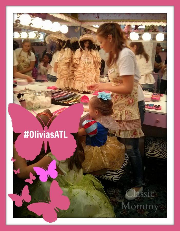Olivia's Dollhouse Tea Room Atlanta
