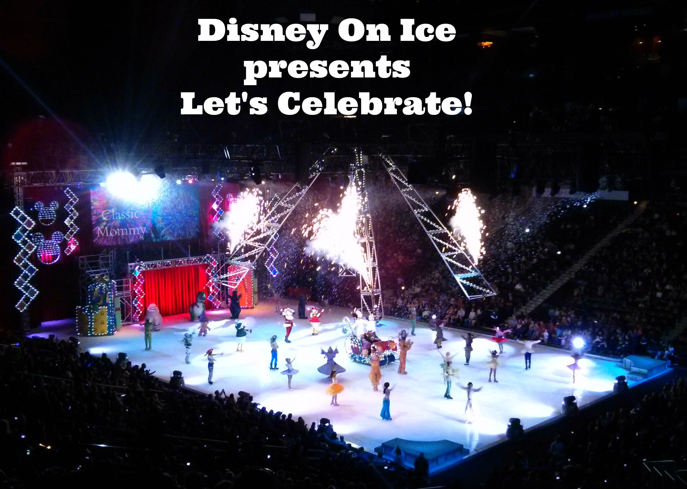 Disney on Ice Let's Celebrate Atlanta
