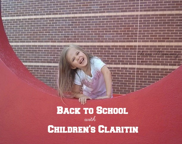 Fall Allergies Children's Claritin Relief