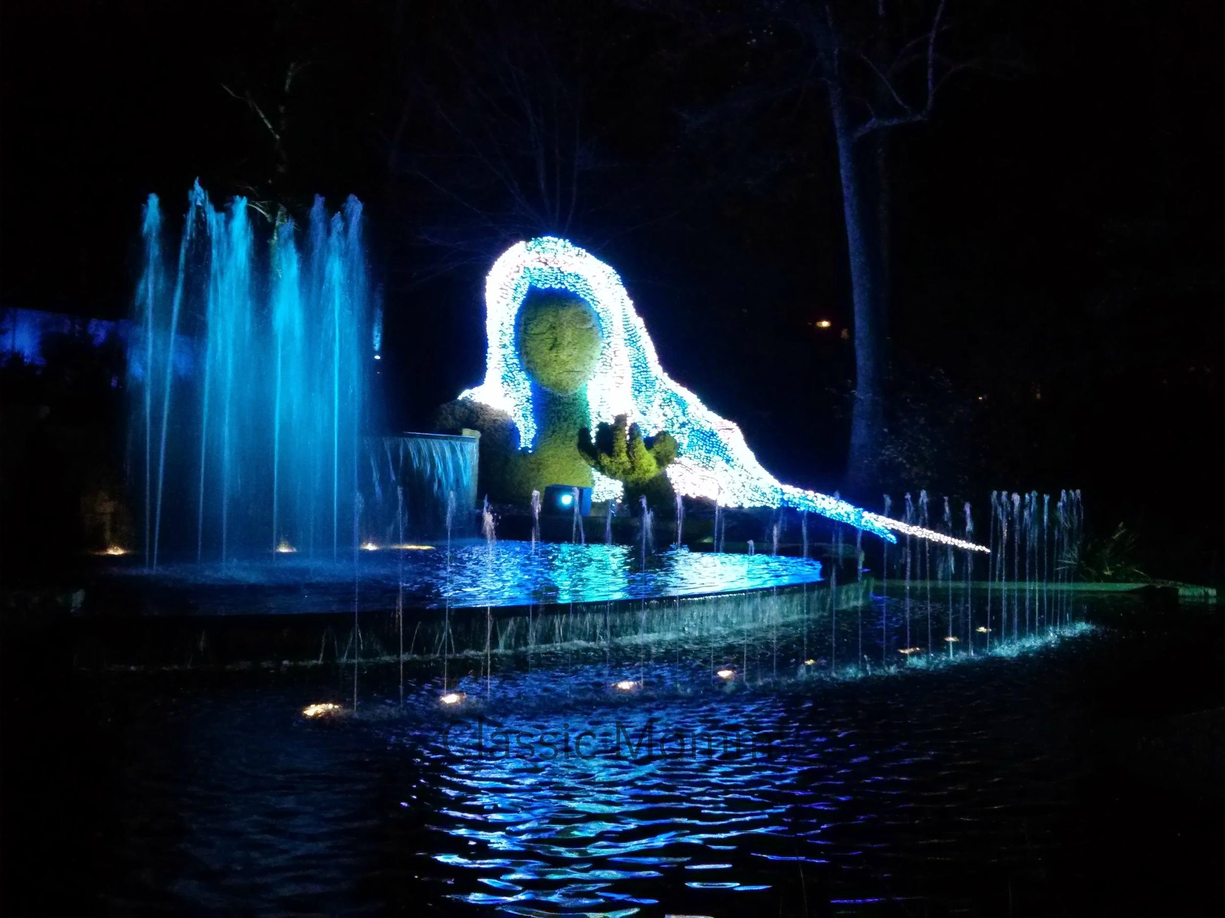 Atlanta Botanical Garden Goddess