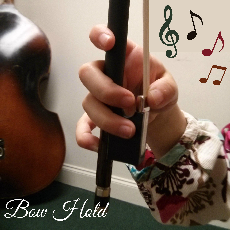 Suzuki Violin Bow Hold InstaPalette