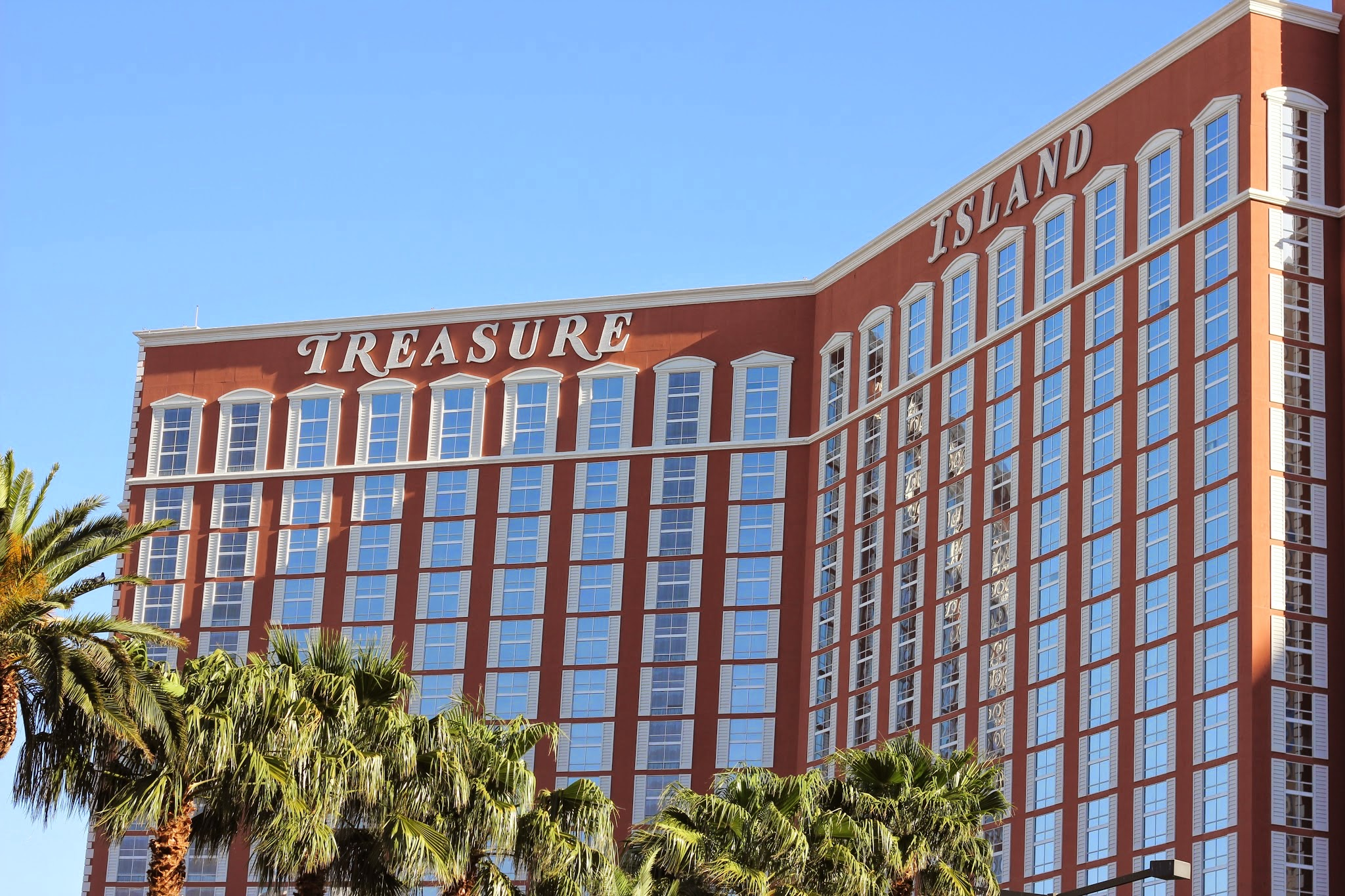 Visit Las Vegas for family travel? Treasure Island