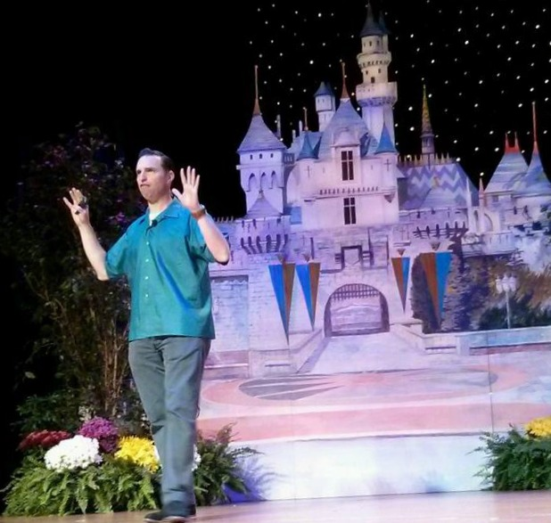 Jay Ward: Speaker Spotlight #DisneySMMoms