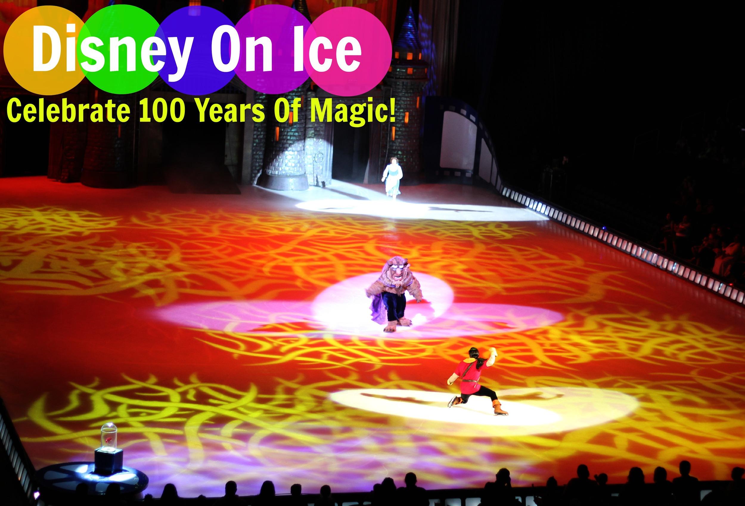 Disney On Ice Celebrates 100 Years Of Magic In Atlanta