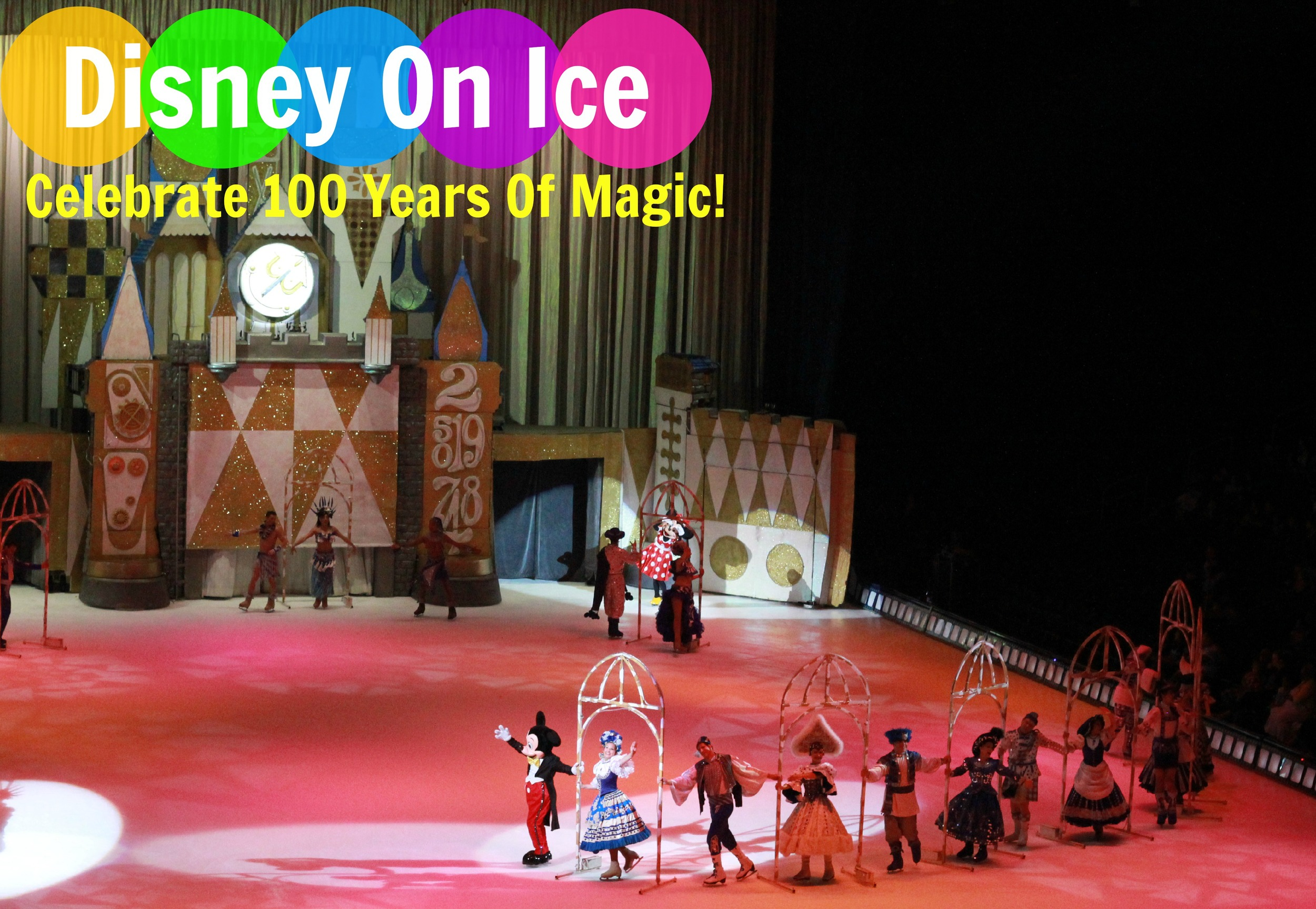 Disney On Ice Celebrates 100 Years Of Magic In Atlanta!