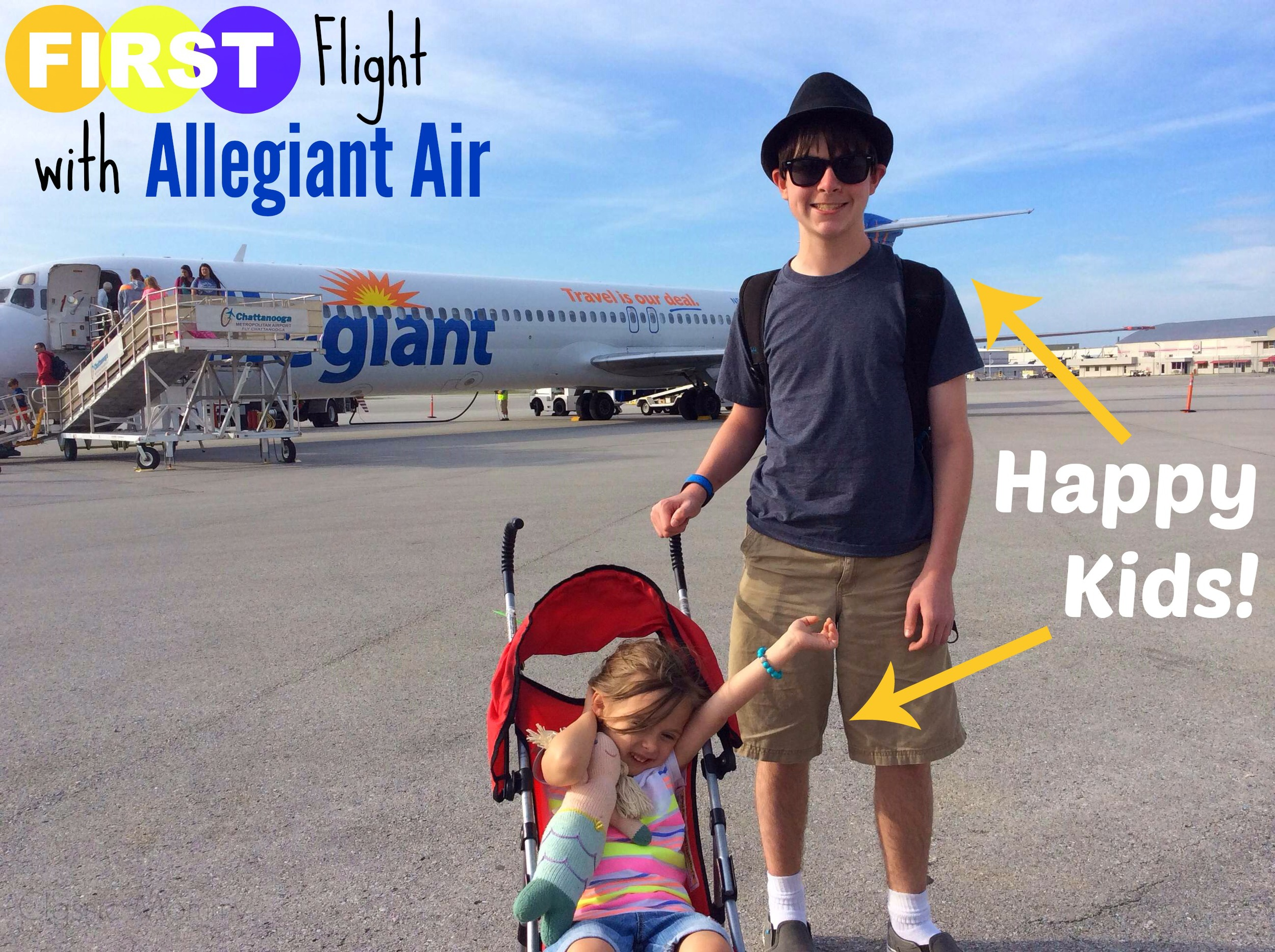 Win Roundtrip Airfare With Allegiant Family Travel