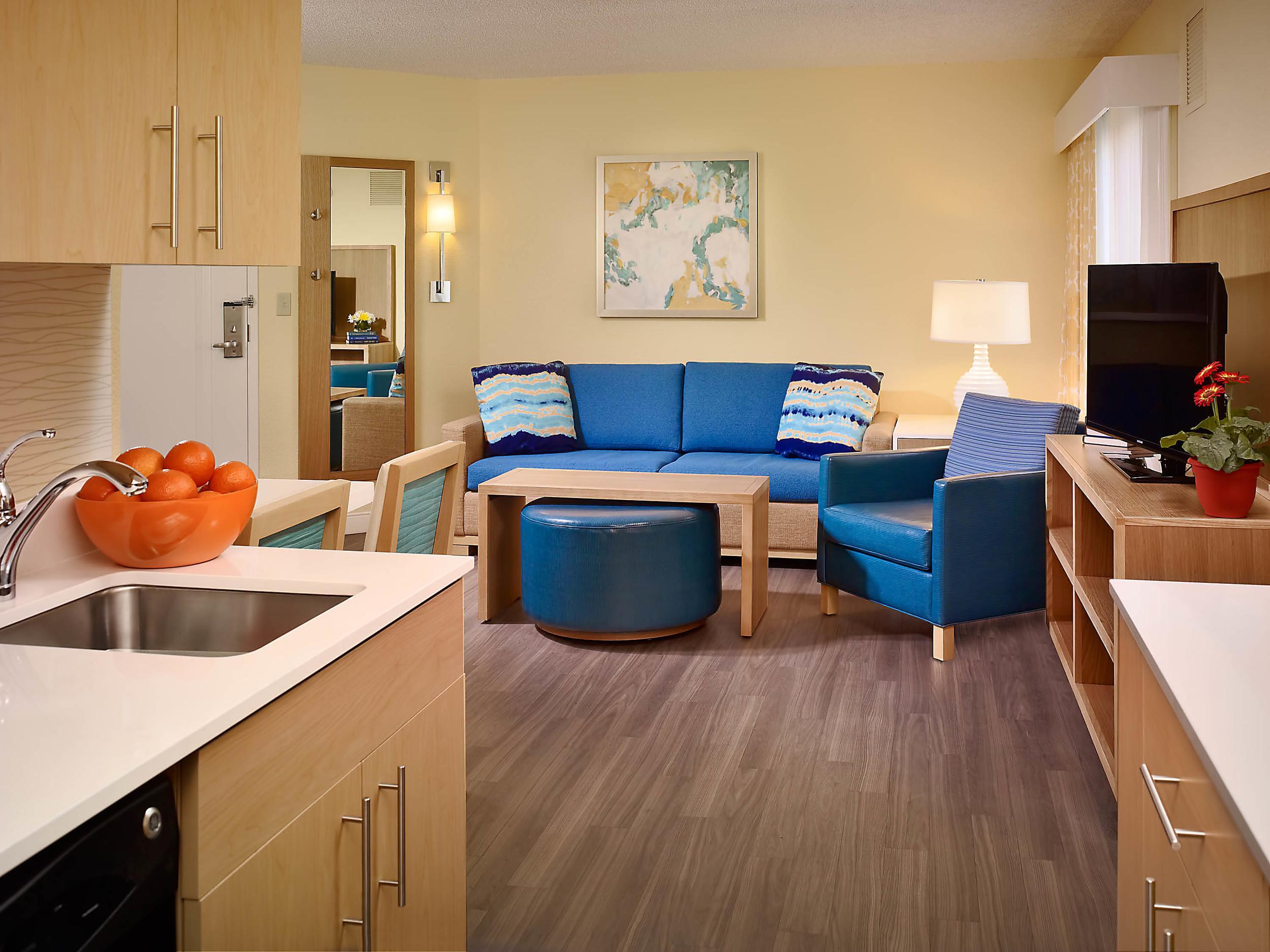 Sonesta ES Suites Orlando Family Travel Review