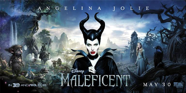 Disney Maleficent Review Banner
