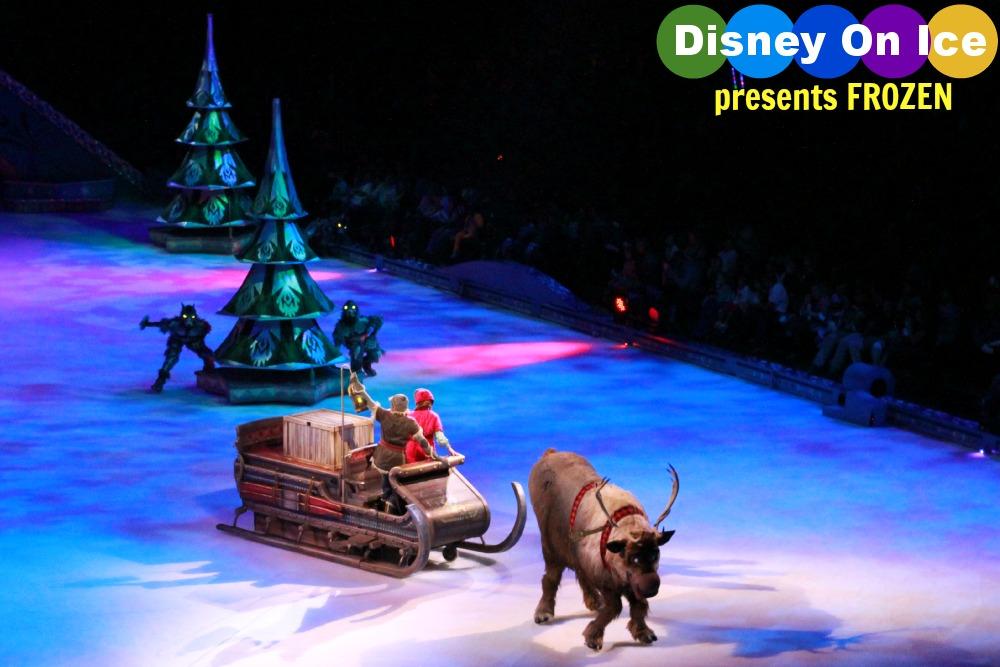 Disney On Ice Presents FROZEN in Atlanta!