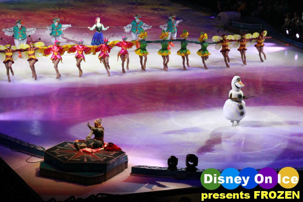 Disney On Ice Presents FROZEN in Atlanta! Image by Atlanta Mom Blogger : Classic Mommy