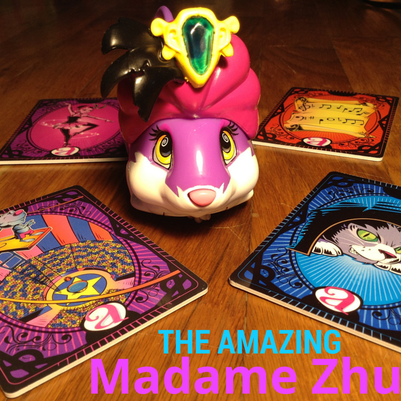 Introducing The Amazing Zhus - HOT holiday toys for 2014! Review by Atlanta Mom Blogger: Classic Mommy.