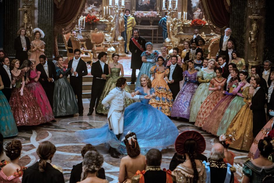 Should you take your child to watch Disney's Cinderella? | Read an Atlanta Mom Blogger's review on theClassic Mommy blog