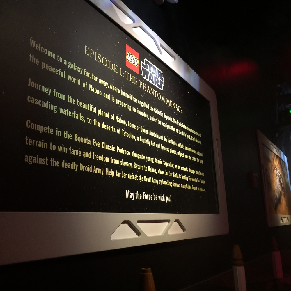 New Star Wars: Episode I The Phantom Menace exhibit debuts at LEGOLAND Discovery Center Atlanta! | Review by Atlanta Mom Blogger - Classic Mommy