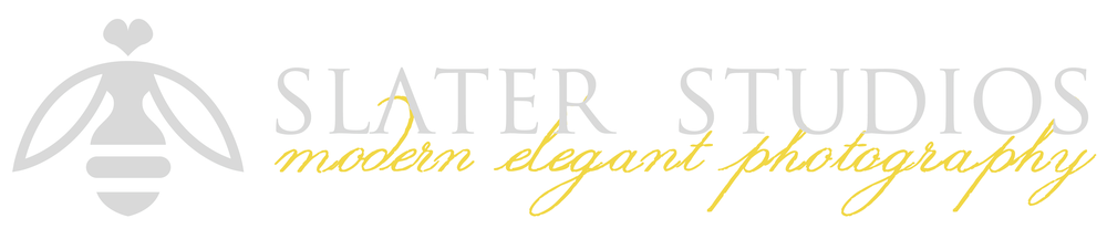 slater studios of photography bee logo destination wedding photographer kansas city