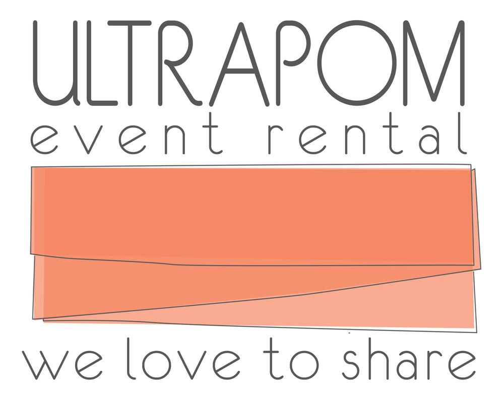 Ultrapom logo hive workshops