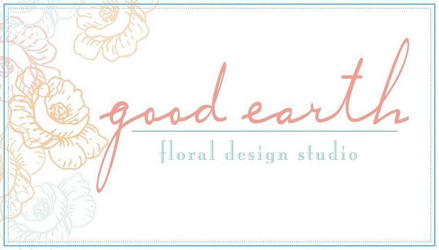 Good Earth Floral design hive workshops
