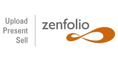 zenfolio logo hive workshops