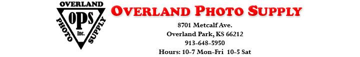 Overland Park Photo Supply logo hive workshops lighting gear