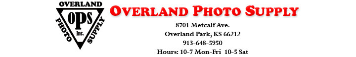 Overland Park Photo supply logo