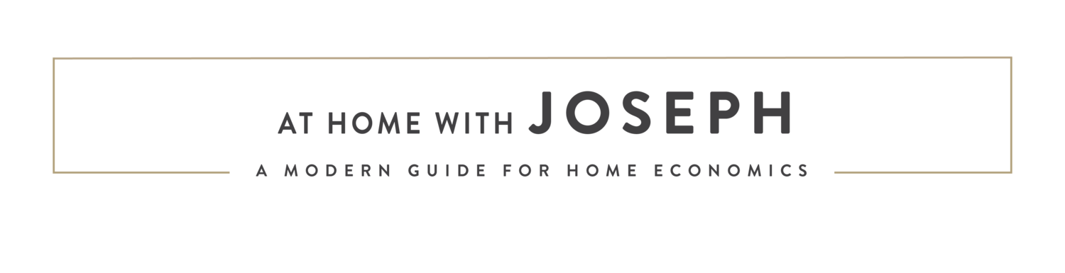 At Home with Joseph