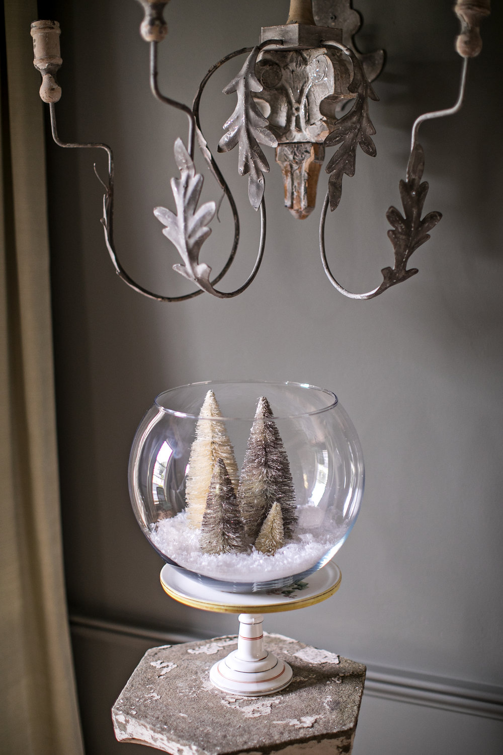 Christmas Bottle Brush Tree Globe.jpg