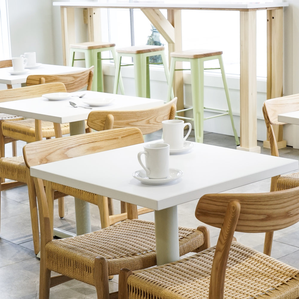 HOSPITALITY - Restaurants, Social Spaces